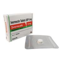 イベルメクチン6mg4錠(ストロメクトールジェネリック)