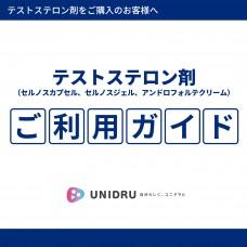 テストステロン剤服用ガイド【カラー電子版】