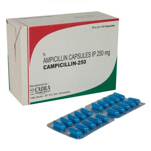 カンピシシリン250mg(アンピシリン)