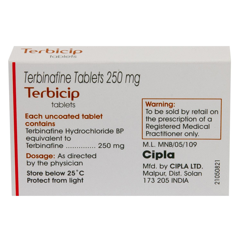 Terbicip 250 mg capsule